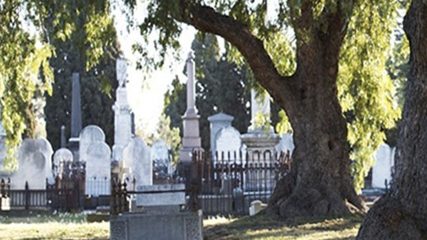 Article image for Food and wine 'festival' at Melbourne General Cemetery causes heartache