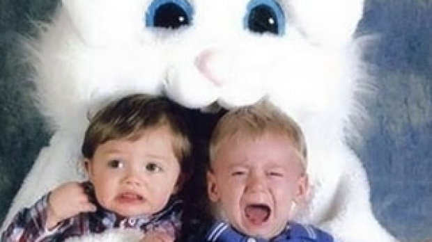 Article image for Geelong Easter egg hunt under fire as officials are accused of taking back kid's eggs