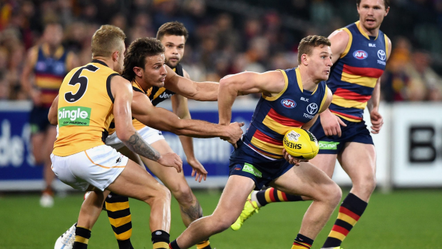 Article image for GAME DAY: Adelaide v GWS Giants at Adelaide Oval   3AW Radio