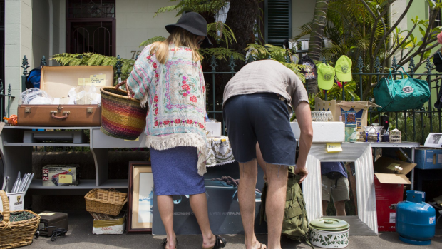 Article image for RUMOUR FILE: Great Ocean Road locals bought from their neighbours' garage sale, then sold it for more