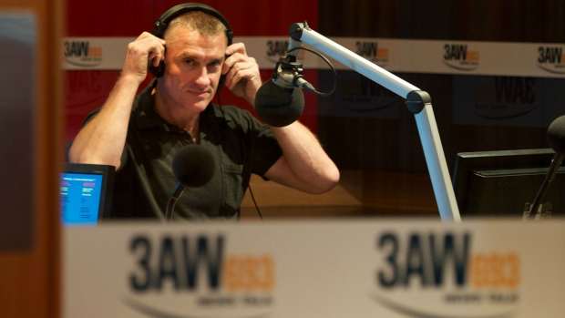 Article image for Tom Elliott fired up on Tuesday when a caller accused him of going soft on judges