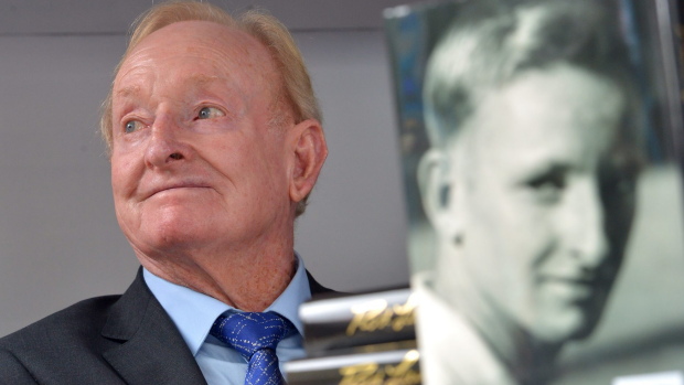 Article image for RUMOUR CONFIRMED: Statue of tennis great Rod Laver to be erected at the Arena