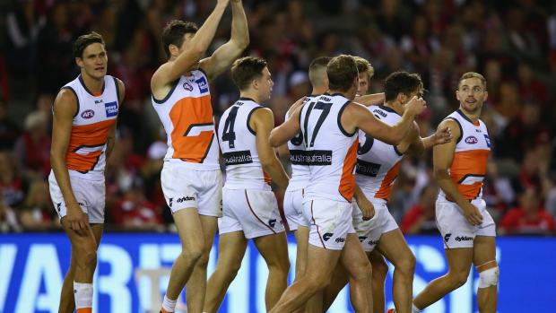 Article image for Mick Warner is starting to think GWS won't be punished over the Whitfield affair