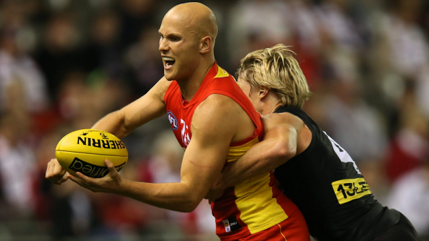 Article image for Gary Ablett removed from Gold Coast leadership group