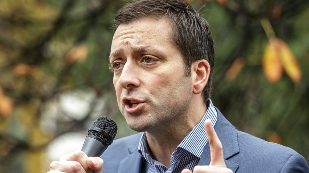 Article image for Matthew Guy will seek Mr Languiller to step down if proven he has ripped off the tax payer.