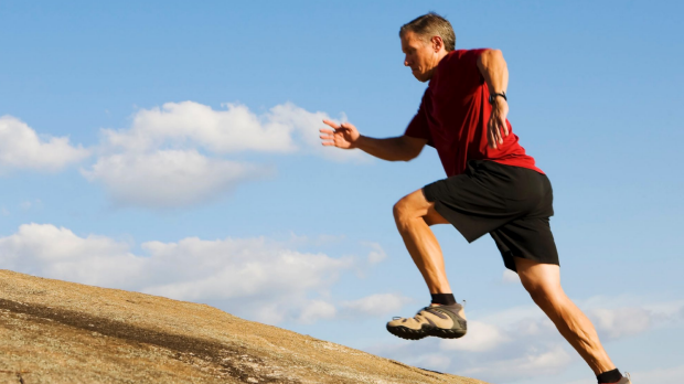 Article image for Study finds two days exercise a week is enough
