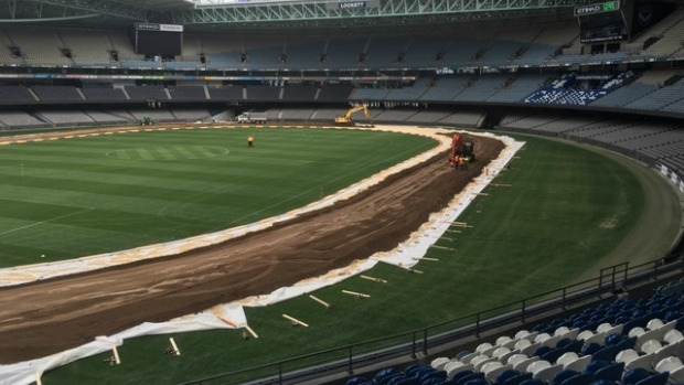 Article image for Speedway comes to Etihad Stadium