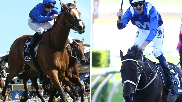 Article image for Winx draws perfect barrier for tilt at defending Cox Plate crown
