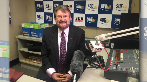 Article image for Senator Derryn Hinch tells Neil Mitchell his plan to run a state campaign