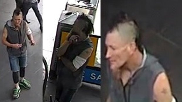 Article image for Police hunt for men after woman robbed while selling magazines