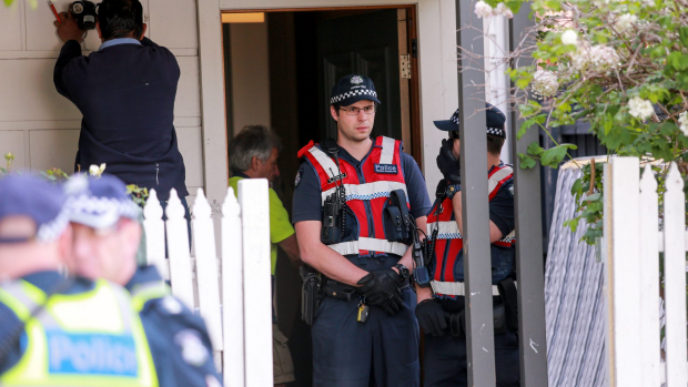 Article image for Major Brendan Nottle says taxpayer bill for Collingwood squatters is 'frustrating, annoying'