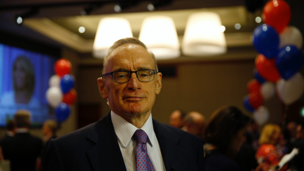 Article image for Bob Carr warns Donald Trump is an 'angry' man