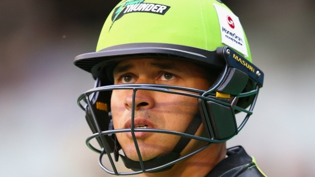 Article image for Usman Khawaja says it's no contest when it comes to Test cricket or T20