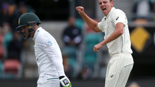 Article image for Day 1 blog: Second Test Australia vs South Africa from Hobart