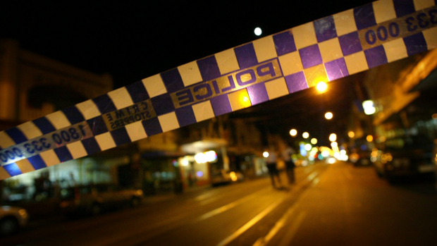 Article image for Alleged hit run driver caught by police after slamming into a taxi at Yarraville