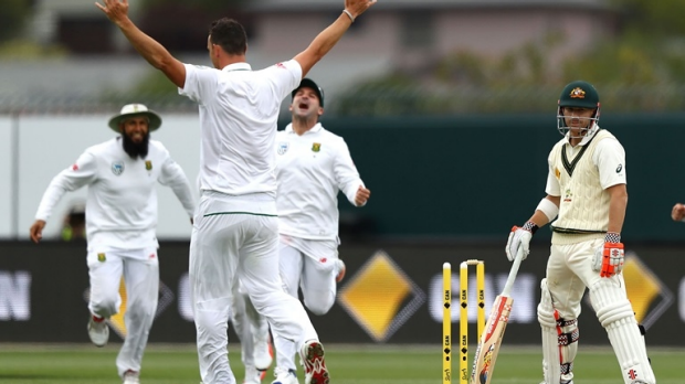Article image for Day 3 blog: Second Test Australia vs South Africa at Hobart