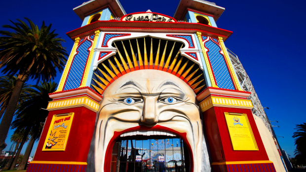 Article image for YOUR TOWN: 3AW Drive visits Luna Park