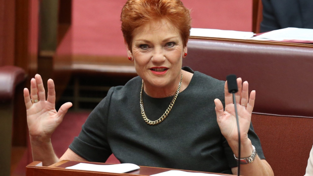 Article image for Pauline Hanson explains her recent success