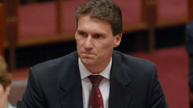 Article image for Nick McCallum says Cory Bernardi is 'dreaming' if he wants to form a new party