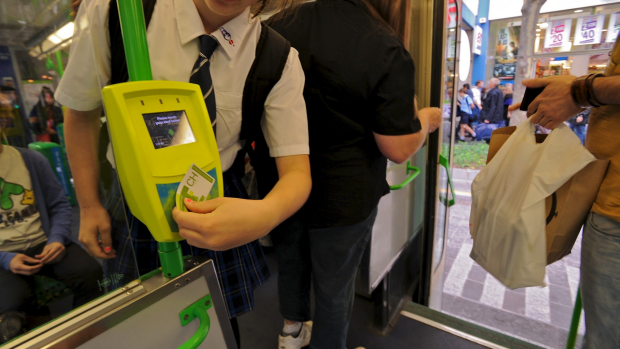 Article image for Latest fare evasion report shows most commuters are touching on their Mykis