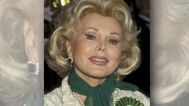 Article image for Hollywood's Zsa Zsa Gabor dies aged 99