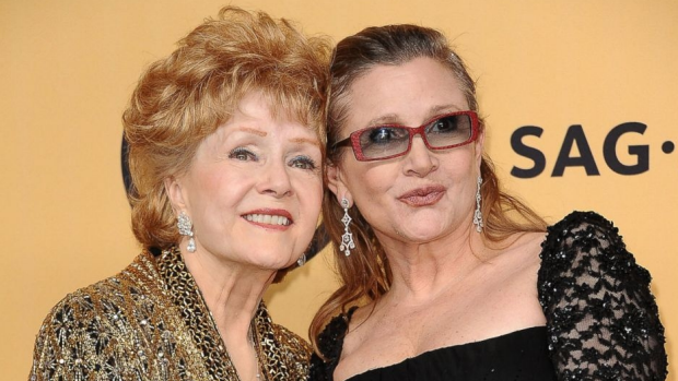 Article image for Debbie Reynolds has died from a stroke aged 84