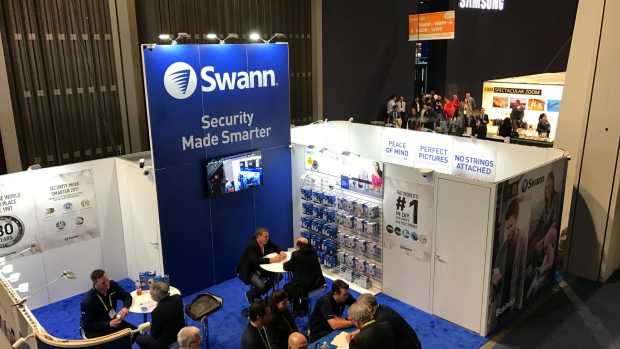 Article image for Darren James speaks with Jeremy Stewart from Swann Security in Las Vegas