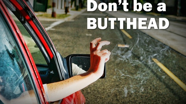Article image for Don't be a butthead: CFA launches latest campaign
