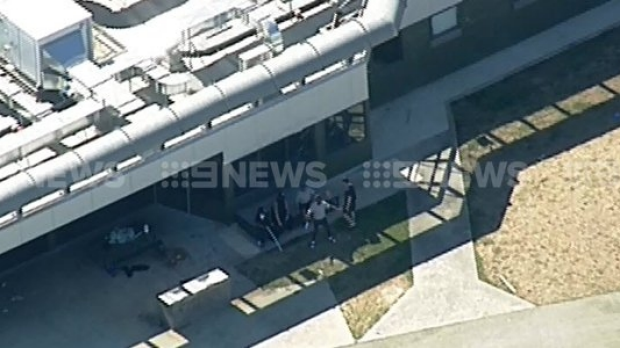 Article image for Youths riot at Malmsbury Justice Centre