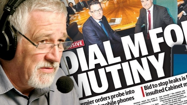 Article image for Neil Mitchell says Daniel Andrews is now 'at war' with Privacy Commissioner David Watts