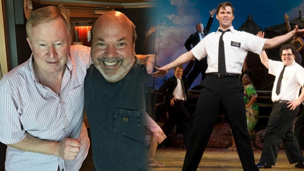 Article image for The Book of Mormon launches their first preview in Melbourne
