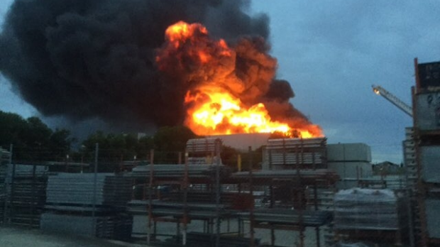 Article image for More than 70 firefighters needed to control suspicious Campbellfield fire