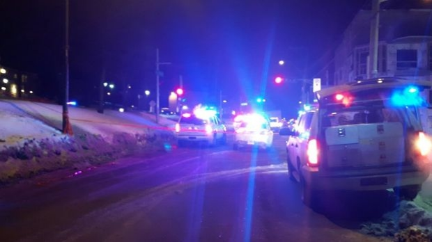 Article image for Five people shot dead at mosque in Quebec, Canada