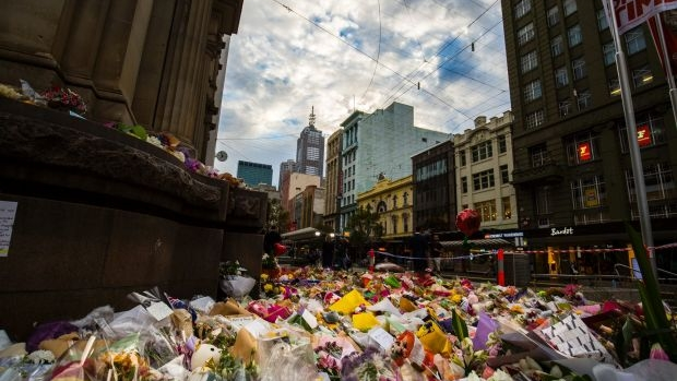Article image for Sixth person dies following Bourke Street attack
