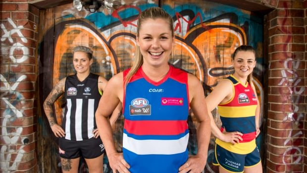 Article image for AFL boss Gillon McLachlan says women's games will remain free