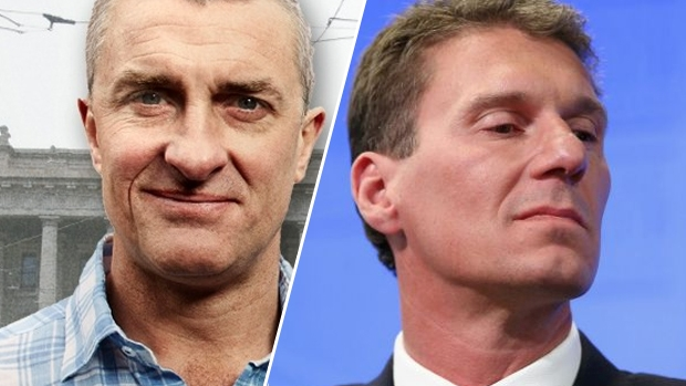 Article image for Tom Elliott brands Liberal party defector Cory Bernardi a 'traitor'