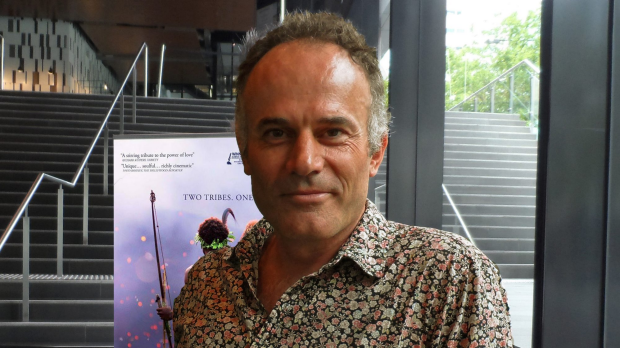 Article image for JUNGLE LOVE: Footscray director Bentley Dean on his Oscar-nominated film Tanna