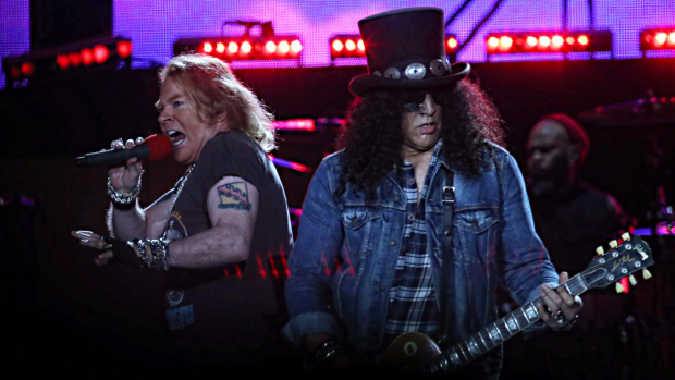 Article image for Rumour Confirmed: 41 Guns N Roses fans ejected from the MCG