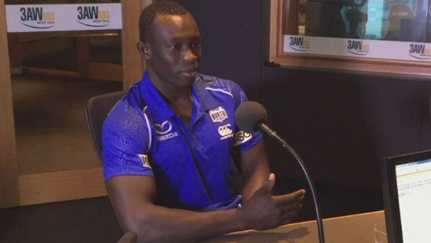 Article image for Majak Daw joins Neil Mitchell on 3AW to talk about crime involving African youth