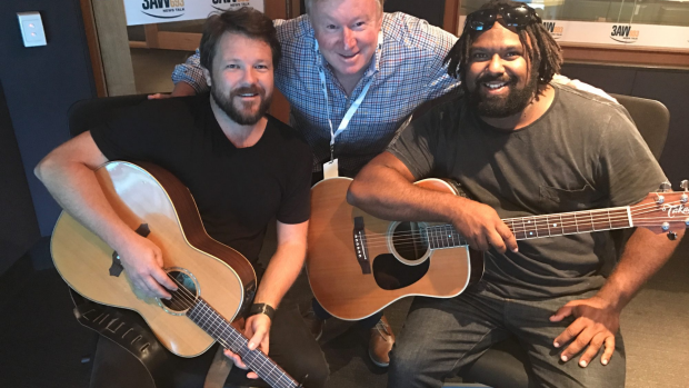 Article image for Aussie duo Busby Marou release new album 'Postcards from the Shell House'