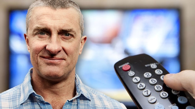 Article image for Tom Elliott predicts a grim future for free-to-air television