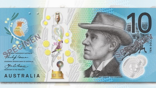 Article image for The new generation ten dollar note has been unveiled by the RBA