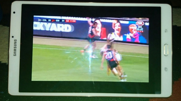 Article image for Fans furious after AFL makes changes to live stream on app