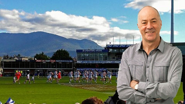 Article image for Tim Lane says Tasmania has been 'taken for granted' by the AFL