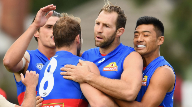 Article image for GAME DAY: Collingwood v Western Bulldogs at the MCG | 3AW Radio