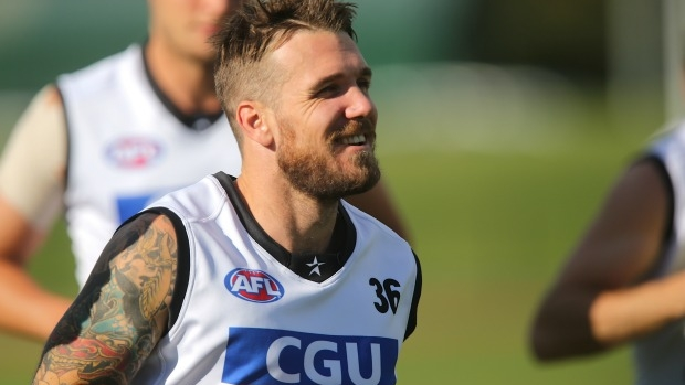 Article image for Dane Swan takes swipe at AFL over player wages