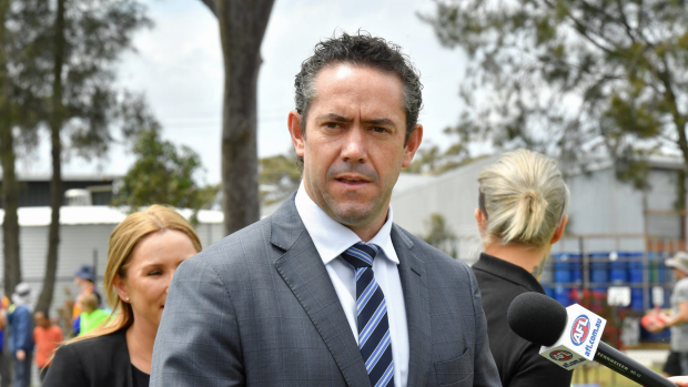 Article image for The AFL has named Simon Lethlean as it's new General Manager of Football Operations