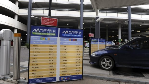 Article image for ACCC review reveals true cost of parking at Melbourne Airport