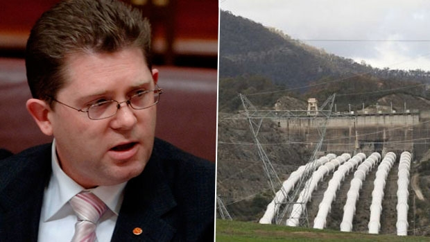 Article image for Tom Elliott questions Scott Ryan about the proposed expansion of the Snowy Hydro Scheme