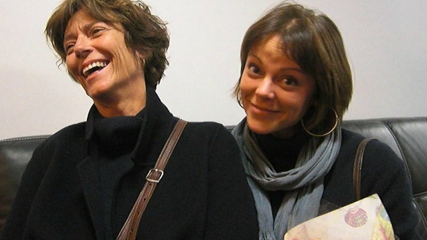 Article image for TIME TWINS: Rachel Ward & Matilda Brown take part in a backwards interview